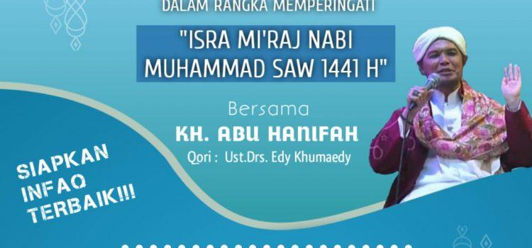 Memperingati Isra Mi'raj Nabi Muhammad SAW 1441 H