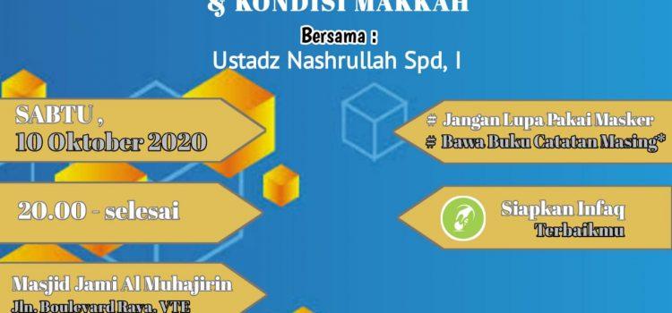 Karimah ( kisah nabi Ibrahim AS dan kondisi Makkah)